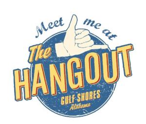 Meet us at Sangri-LA our HANGOUT  place!