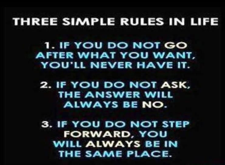 3 Life rules
