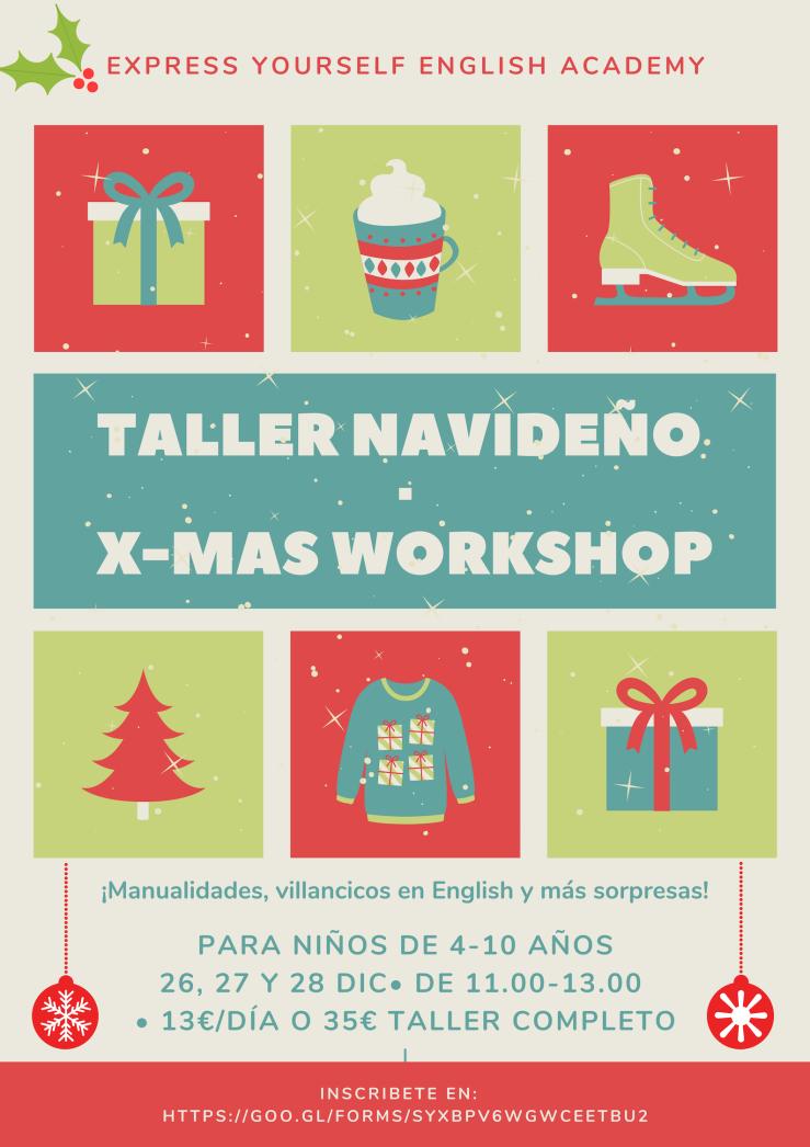 Taller navideño 2018